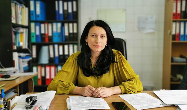 Dr. Janina Nicoleta Lazăr, director executiv adjunct al DSP Vrancea post thumbnail