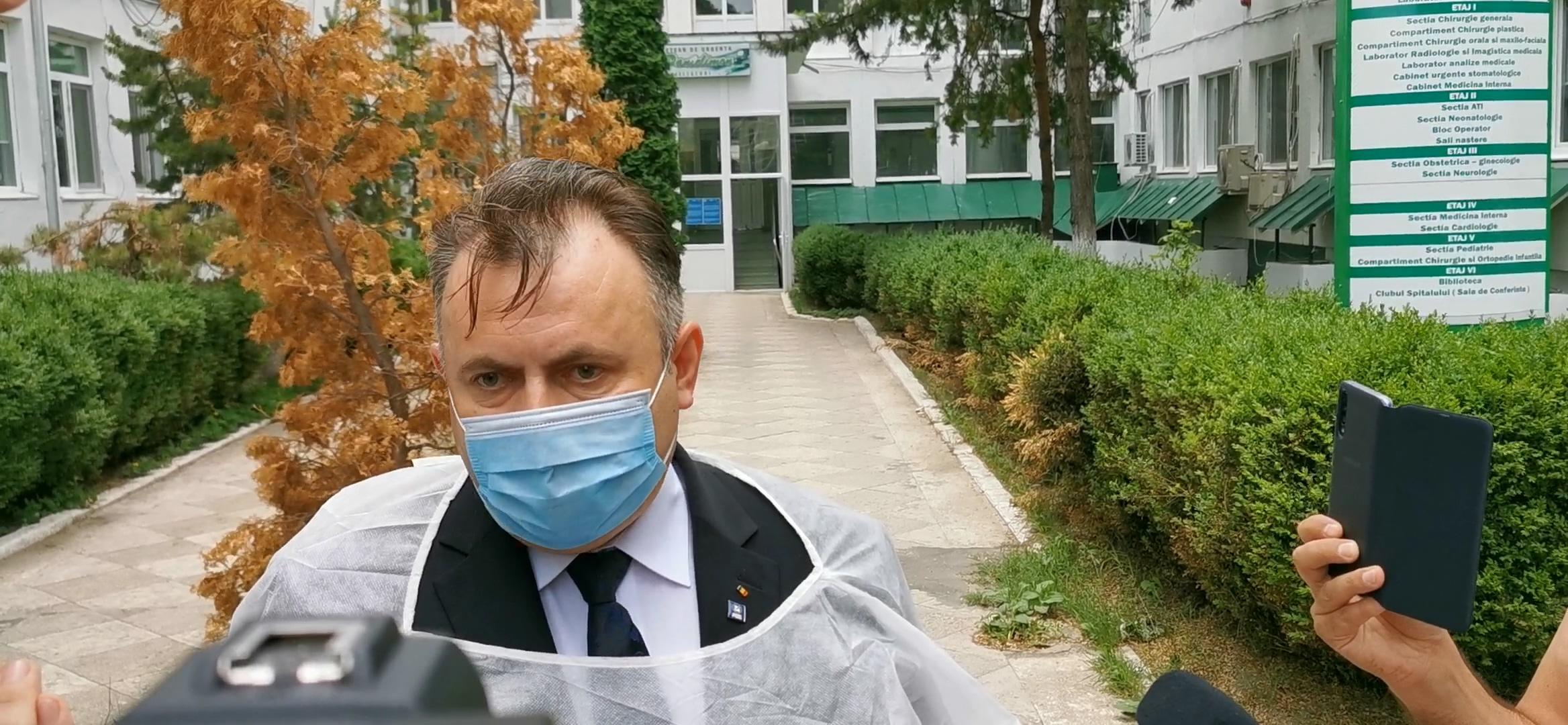 Ministerul Sănătății a modificat criteriile de externare pentru pacienții cu COVID-19 post thumbnail