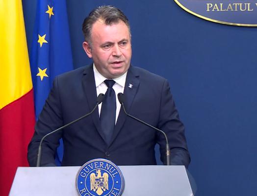Ministrul Sănătății, Nelu Tătaru, anunță un proiect legislativ pentru reducerea cazurilor de COVID-19 post thumbnail