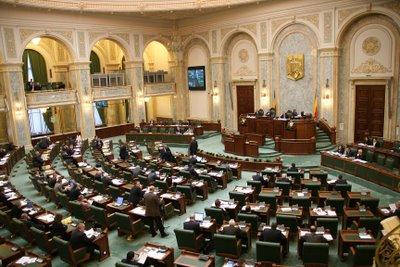 Senatul României a votat în favoarea adoptării legii carantinei și izolării post thumbnail