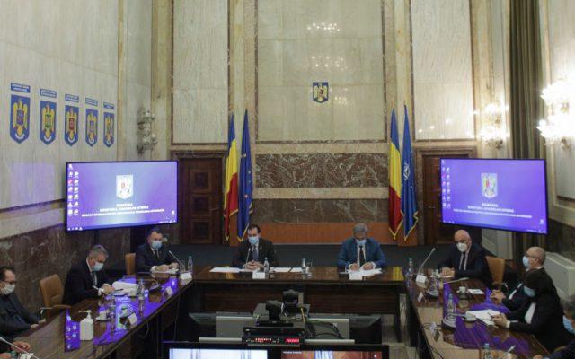 Comitetul Național pentru Situații de Urgență, noi măsuri adoptate pentru prevenirea și combaterea efectelor pandemiei de COVID-19 post thumbnail