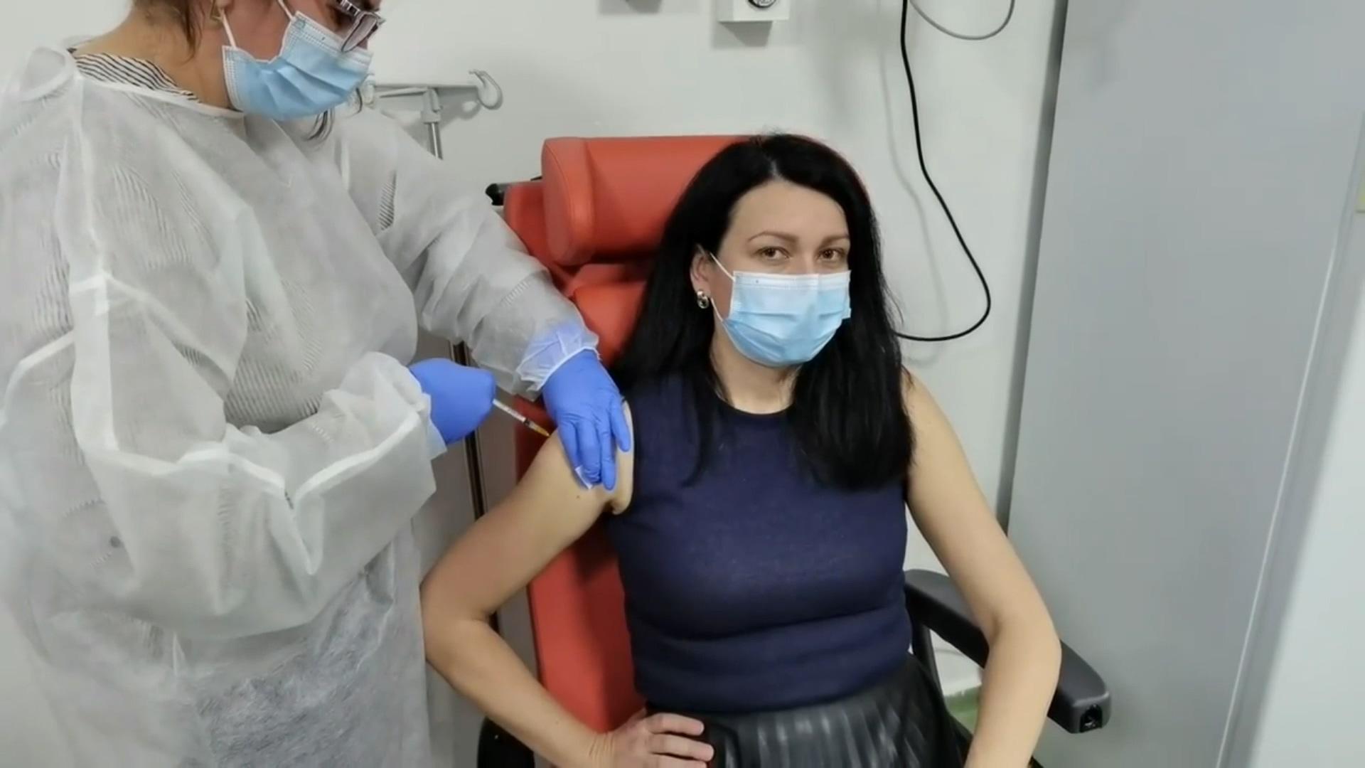 DSP Vrancea – start în campania de vaccinare anti COVID-19 post thumbnail