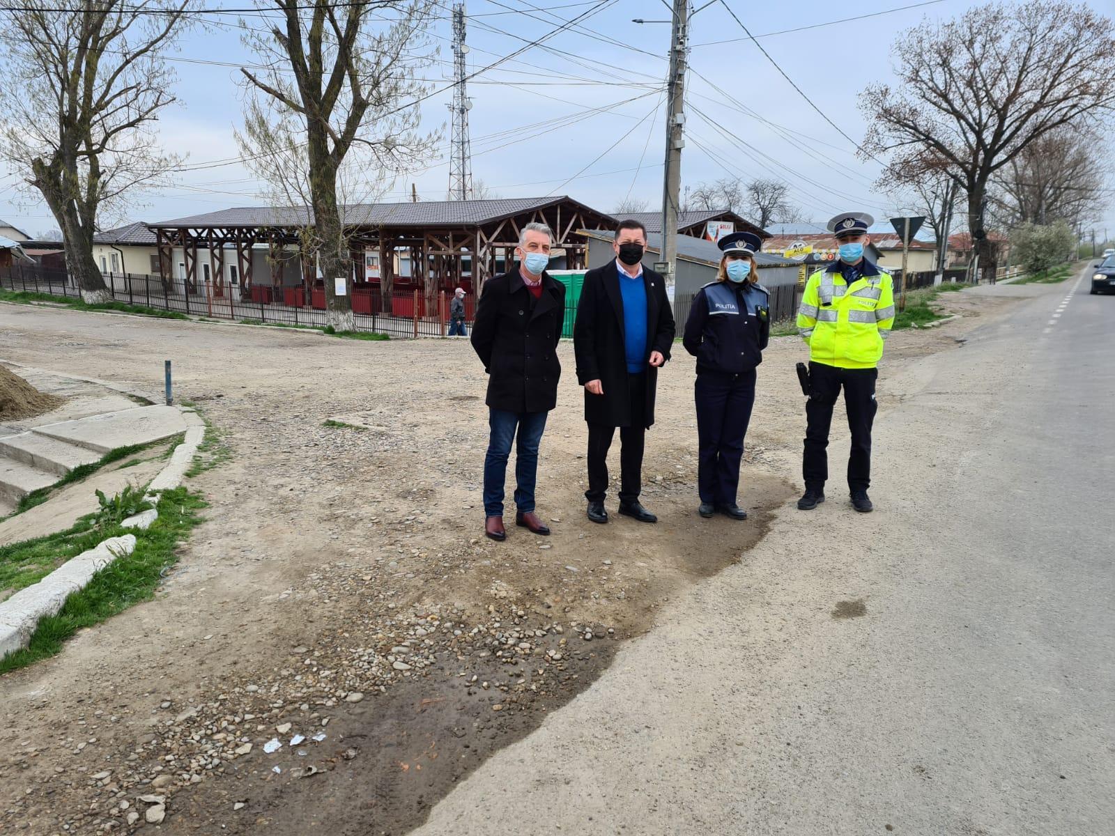 Conducerea DSP Vrancea, acțiune de monitorizare a măsurilor sanitare de la Măicănești post thumbnail