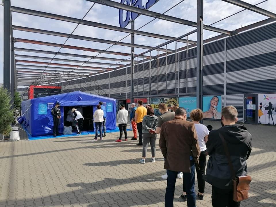 """Centrul de vaccinare de la """"Promenada Mall"""" Focșani – redeschis sâmbătă, 8 mai 2021 post thumbnail"""