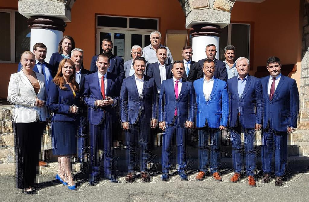 DSP Vrancea, prezentă la Soveja, cu ocazia înființării unor centre de formare profesională și recuperare medicală post thumbnail