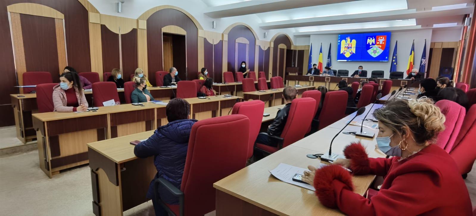 DSP Vrancea, într-o nouă ședință de mediatizare a campaniei de vaccinare post thumbnail